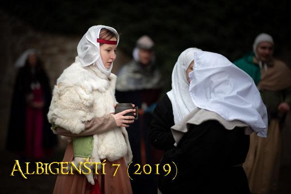 Albigenští 7. 2019
