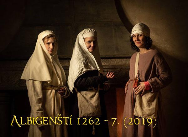 Albigenští 1262 - portréty