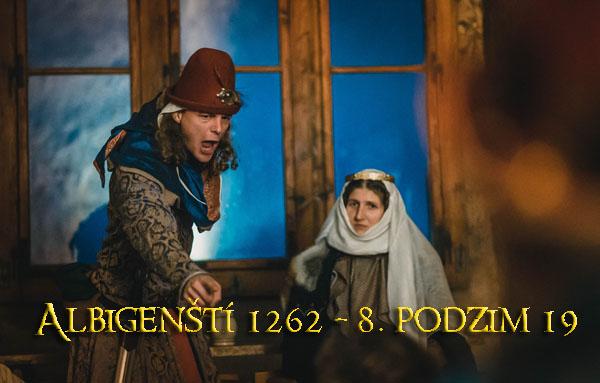 Albigenští 1626 - 8. běh podzim 2019 - Bára Sádlíková