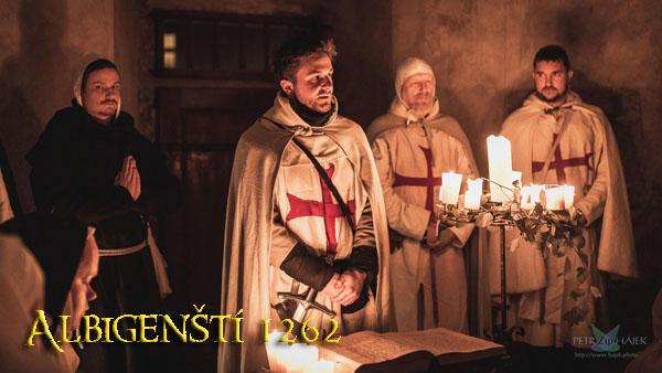Albigenští 1262 - podzim 2019 Petr Zip Hájek