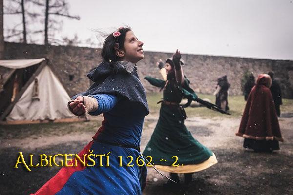 Albigenští 1262 - 2. běh, jaro 2016