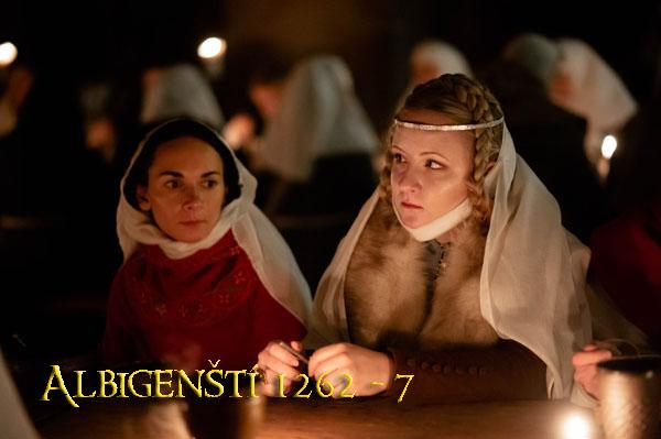 Albigenští 1262 - jaro 2019 - Barbora Sádlíková