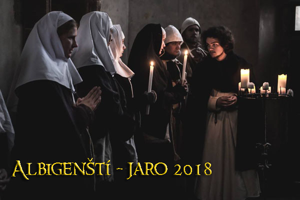 Albigenští - jaro 2018 - Hanka Maturová