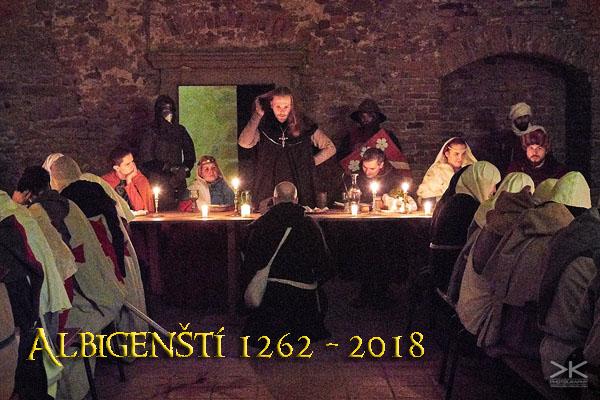 Albigenští 2018