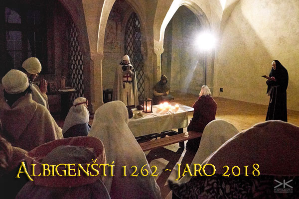 Albigenští 1262 - jaro 2018